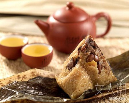 端午节吃粽子 不胖秘招