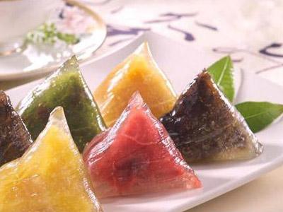 端午节粽飘香 吃粽子也要健康